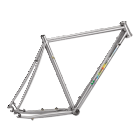 Y16R01 Stainless Steel Bike Frame