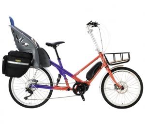 Y18C01 24 Inch + 26 Inch Comfort E-Bike Frame
