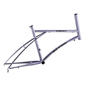 Y9R02 Cr-Mo City Bike Frame