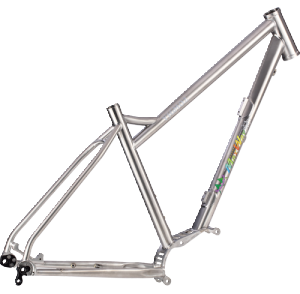 "Y16M02 27.5""+ MTB E-bike Frame"