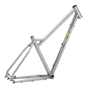 Y16M01 Stainless Steel Mountain Bike Frame