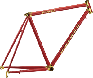 Y12R03 CR-MO Road Bicycle Frame