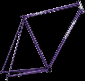 Y15R01(P) Cr-Mo Lugged Racing Bike Frame