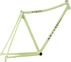 Cr-Mo Bike Frame