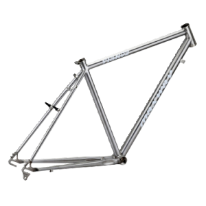 Y13R02 Stainless Steel Touring Bike Frame