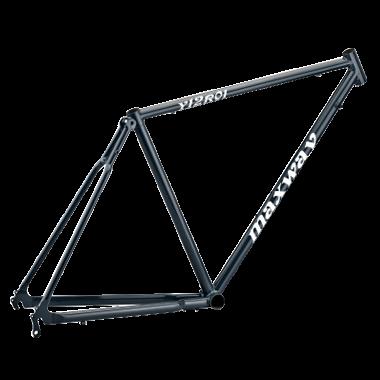 Y12R01 Custom City Frame | Maxway Bicycle Frame Manufacturer
