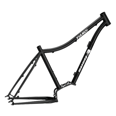 CR-MO Electric Mountain Bike Frame from Maxway MTB Frames Series
