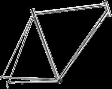 Y13R04 Racing Frame with Caliper Brake