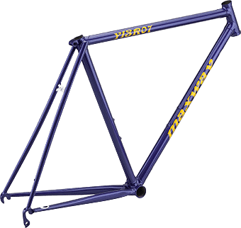 Y13R07 Lugged Racing Frame