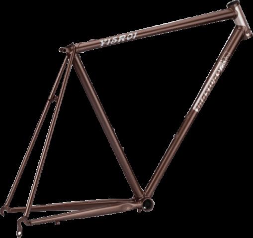 Y15R01(B) Cr-Mo Lugged Racing Bike Frame