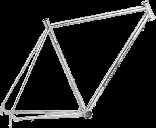Y15R03 Stainless Steel Racing Bike Frame | Taiwan Maxway Cycles ...