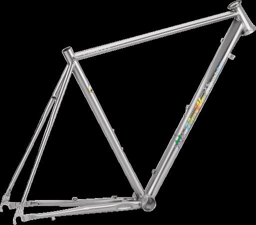Y16R02 Steel Bicycle Frame | Maxway Road Racing Bike Frames Supplier