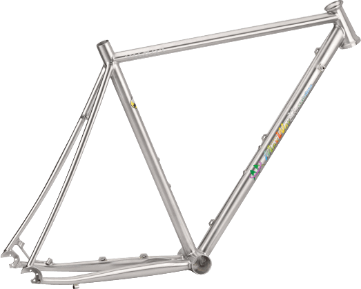 Y16R03 Steel Road Bike Frame