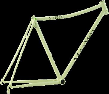 Cr-Mo Bike Frame
