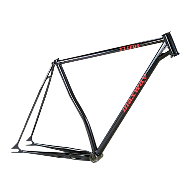 Y11F01 Custom Fixed Gear Frame