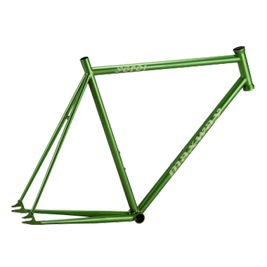Y6R01 Cr-Mo Bicycle Frame | Maxway Custom Track Frames Series
