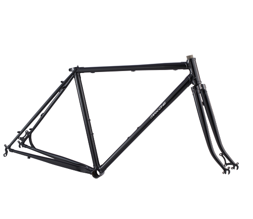 Y17T01 700C Lugged Touring Frame