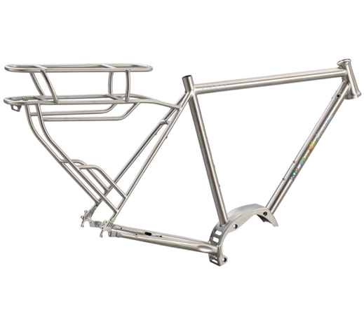Y18T01 700C Touring E-Bike Frame