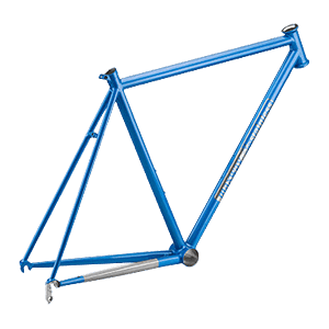 Maxway Y13R06 Stainless Bicycle Frame w/ Internal Cable Routing