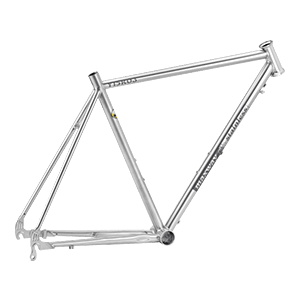 Y15R03 Stainless Steel Racing Bike Frame