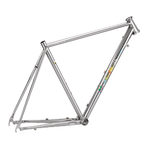 Y16R02 Steel Bicycle Frames