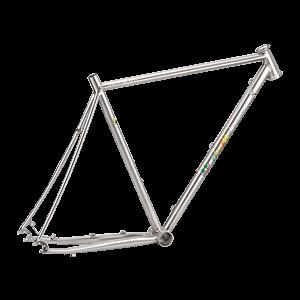 Y16R03 Steel Road Bike Frame